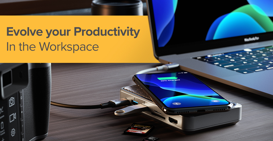How to evolve your productivity in the workspace