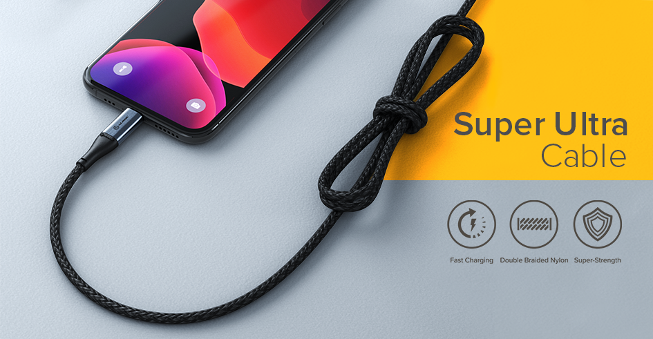 ALOGIC unveils new line of Super Ultra Cables for all your charging needs