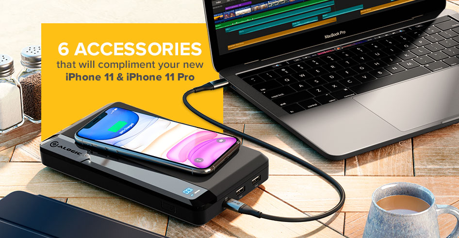 Six accessories that will compliment your new iPhone 11 & iPhone 11 Pro