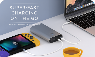 Super-Fast Charging On The Go