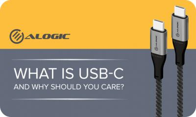 What is USB-C and why should you care?