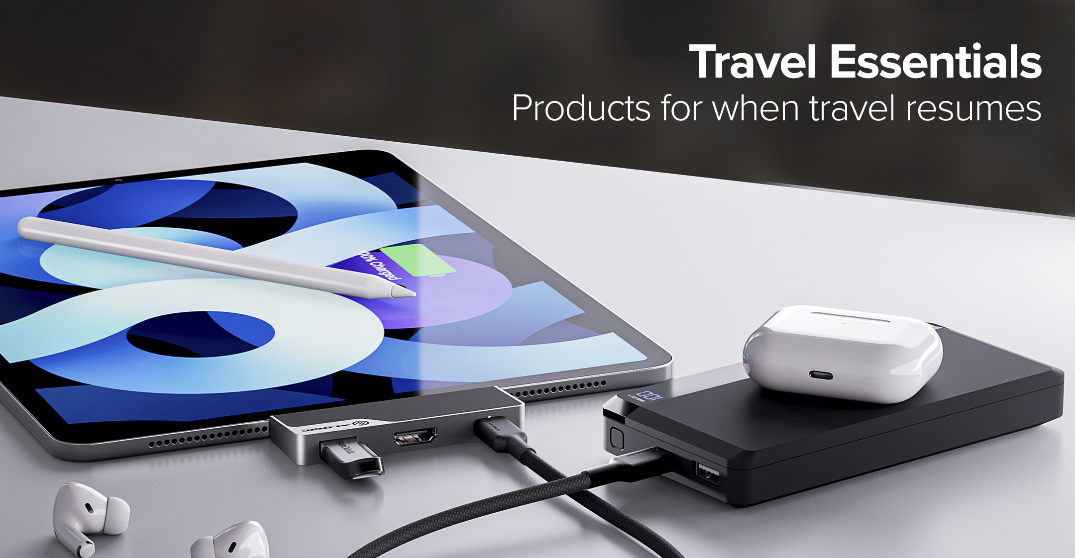 4 great devices to have with you when travelling