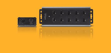 10 Port USB Charger