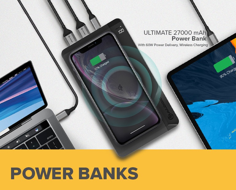 Power Banks Mobile