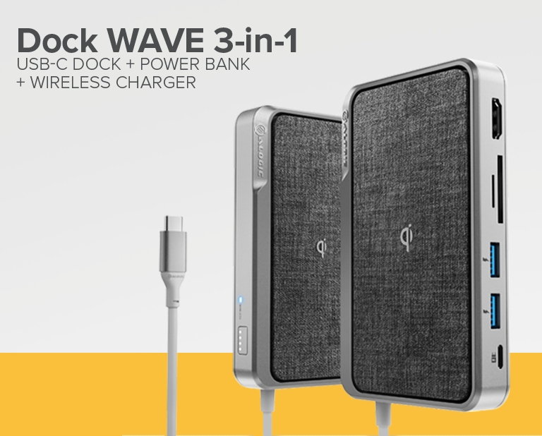 Alogic Dock Wave Mobile