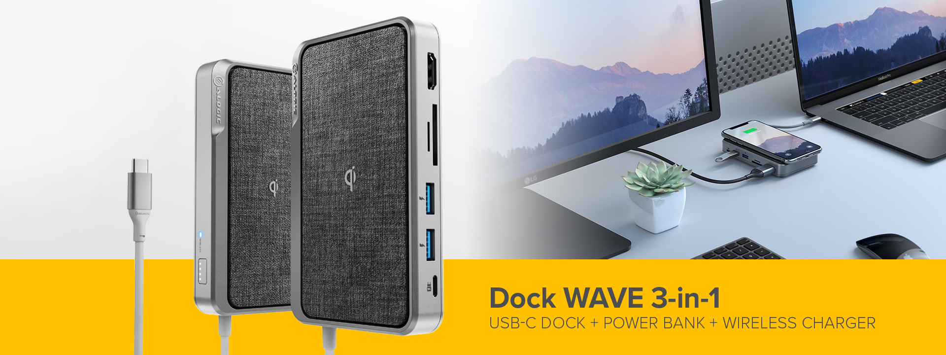 Alogic Dock Wave