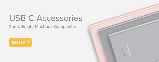 Alogic USB-C Accessories