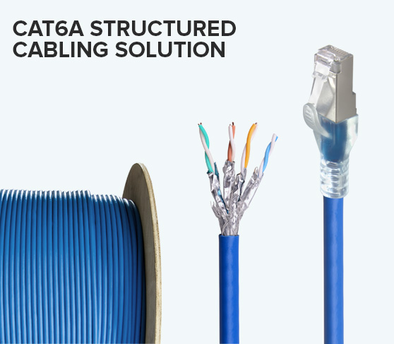 C6A Structured Cabling